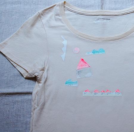 Tシャツ展☆4日目_a0043747_1645546.jpg