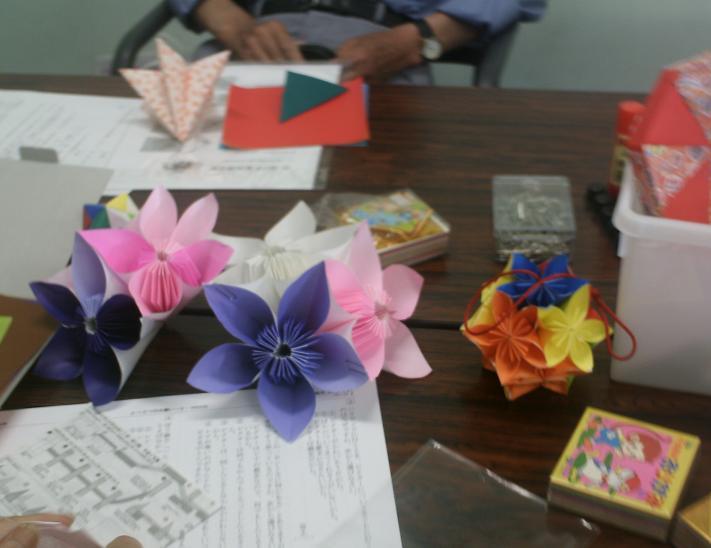 6月11日はハガキ絵・囲碁そして折り紙教室_c0113948_21531235.jpg
