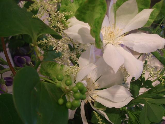 オークリーフ花の教室(島崎さんの作品)_f0049672_17524430.jpg