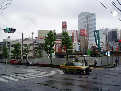 さよなら交通博物館 建物の解体状況(7) 5月中旬篇_f0030574_21444874.jpg