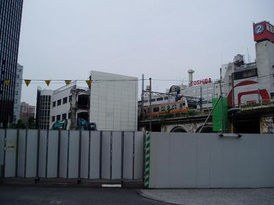 さよなら交通博物館 建物の解体状況(7) 5月中旬篇_f0030574_22172477.jpg
