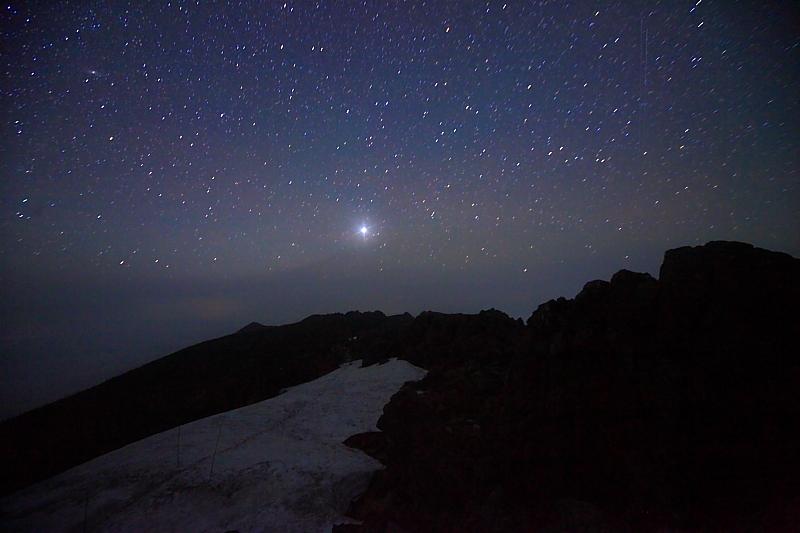 早池峰山頂の夜_f0075075_13403717.jpg