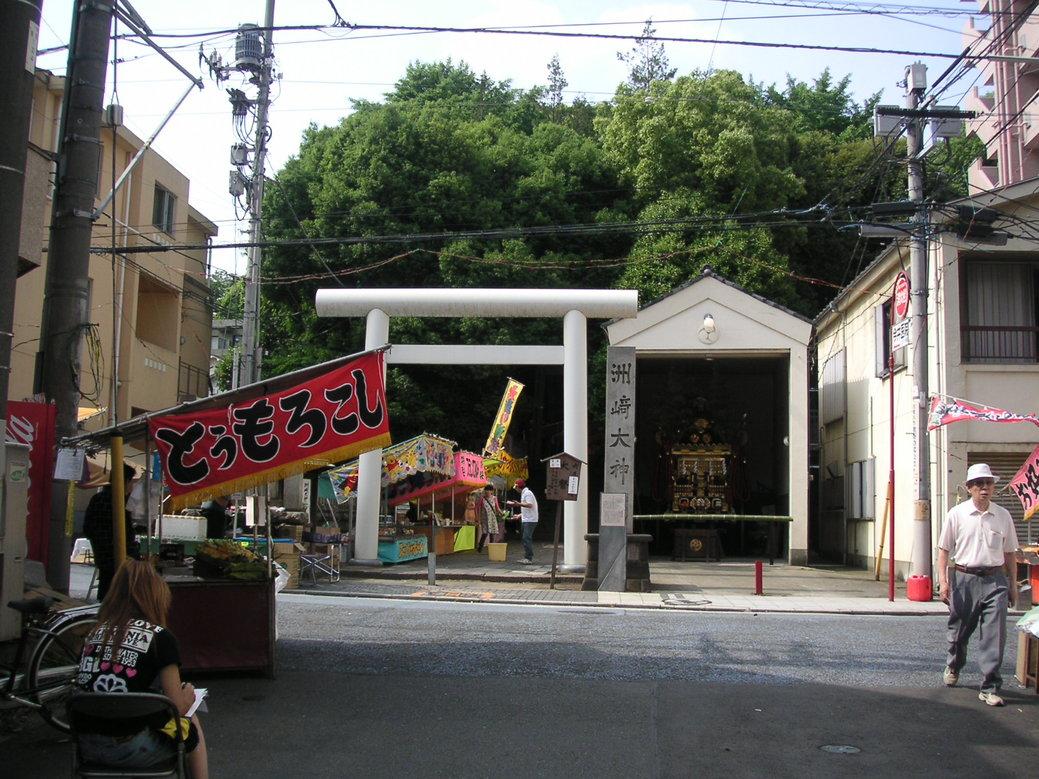 州崎神社のお祭り_e0017093_10522078.jpg