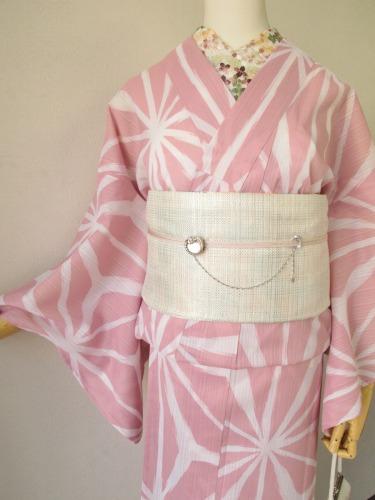 今年の浴衣 「麻の葉」 新色が発売開始!_e0115399_2354147.jpg
