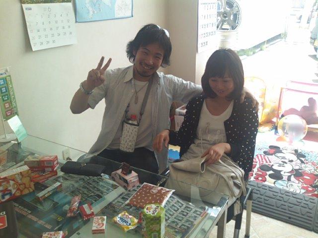 T川様 タントご成約!!_b0127002_23345070.jpg