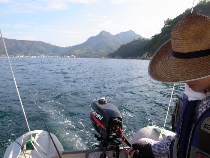 倉橋島で釣り♪_c0116915_23412638.jpg