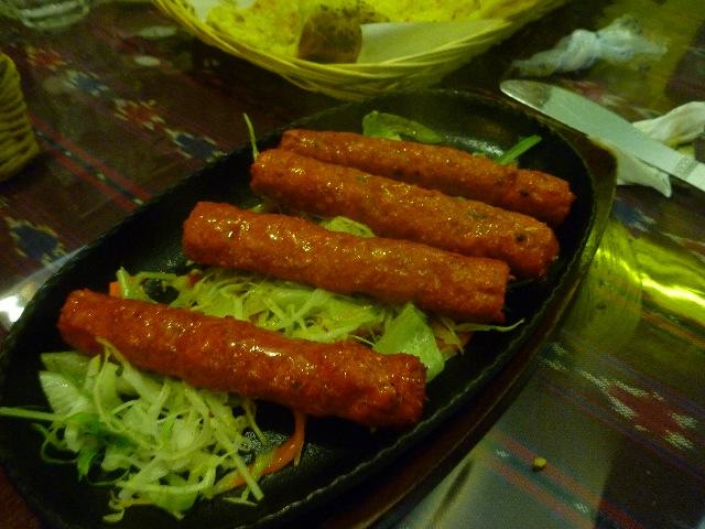 ネパール料理 サガルマータ_b0054727_10445365.jpg