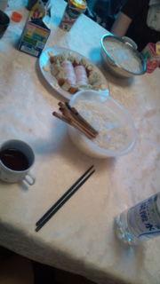 お素麺パーティー_e0114246_1915653.jpg