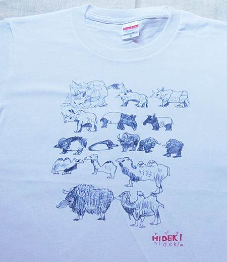 Tシャツ展☆5日目_a0043747_1849168.jpg