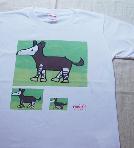 Tシャツ展☆5日目_a0043747_18503514.jpg