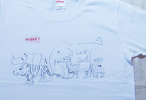 Tシャツ展☆5日目_a0043747_1851412.jpg