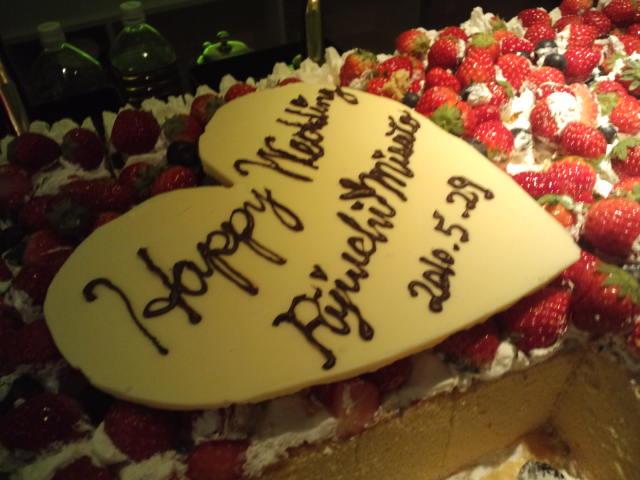 Happy Wedding★_c0151965_21113371.jpg