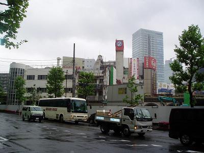 さよなら交通博物館 建物の解体状況(7) 5月中旬篇_f0030574_0415667.jpg