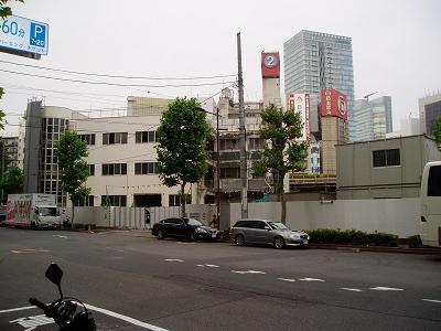 さよなら交通博物館 建物の解体状況(7) 5月中旬篇_f0030574_0422352.jpg