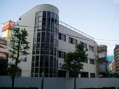 さよなら交通博物館 建物の解体状況(7) 5月中旬篇_f0030574_0593347.jpg