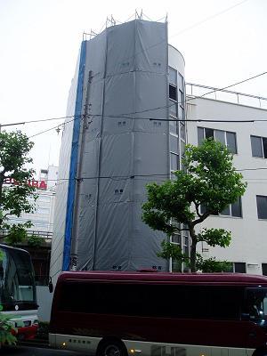 さよなら交通博物館 建物の解体状況(7) 5月中旬篇_f0030574_102076.jpg