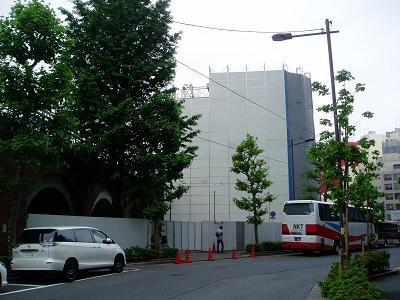 さよなら交通博物館 建物の解体状況(7) 5月中旬篇_f0030574_284666.jpg