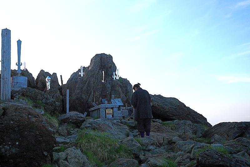 早池峰の夕と朝_f0075075_20223599.jpg