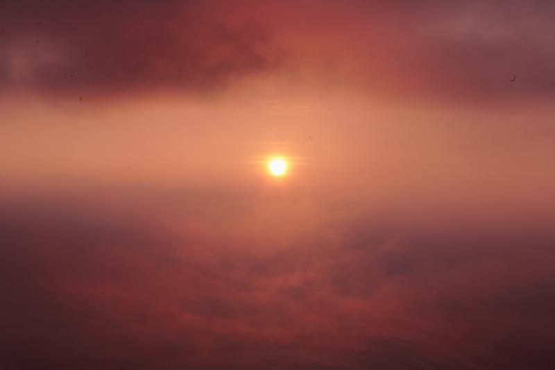 早池峰の夕と朝_f0075075_20341634.jpg