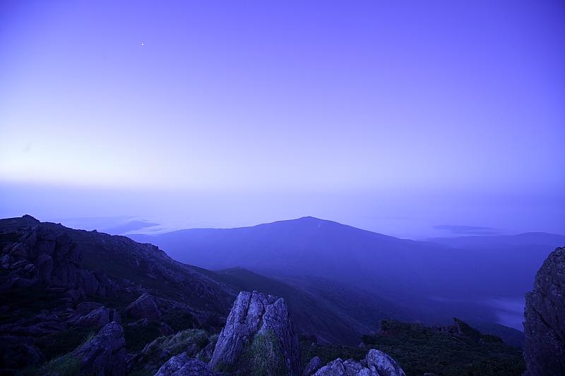 早池峰の夕と朝_f0075075_20362084.jpg