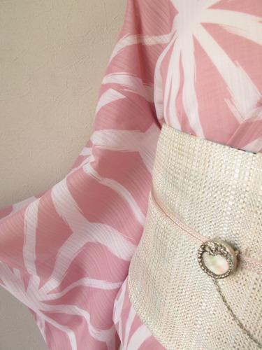 今年の浴衣 「麻の葉」 新色が発売開始!_e0115399_9474677.jpg