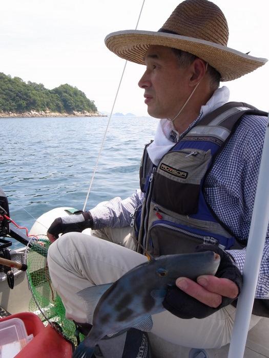 倉橋島で釣り♪_c0116915_0113344.jpg