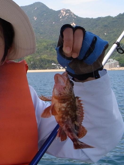 倉橋島で釣り♪_c0116915_011496.jpg