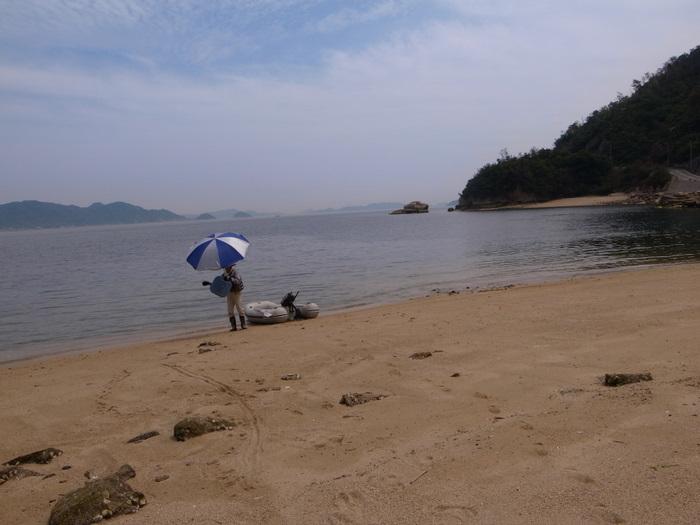 倉橋島で釣り♪_c0116915_014998.jpg
