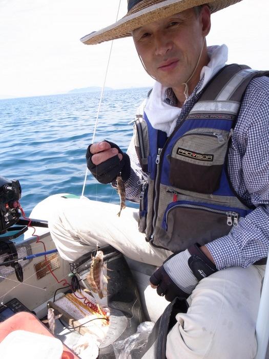 倉橋島で釣り♪_c0116915_099100.jpg