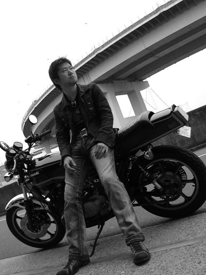 5COLORS  『 君はなんでそのバイクに乗ってんの?』 #21_f0203027_11481521.jpg