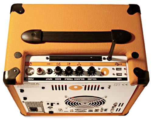 「Orange」の「OPC Computer Amplifier」。_e0053731_20135556.jpg