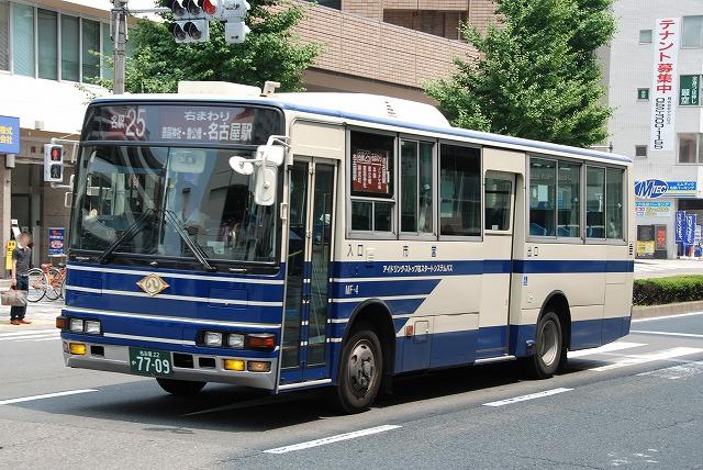 名古屋市交通局~中型車~_a0164734_22555270.jpg