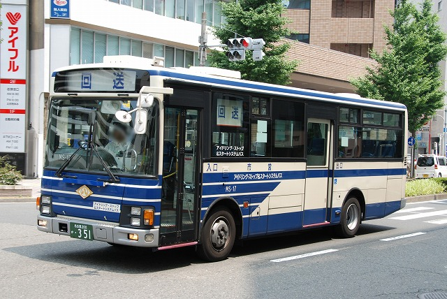 名古屋市交通局~中型車~_a0164734_230878.jpg