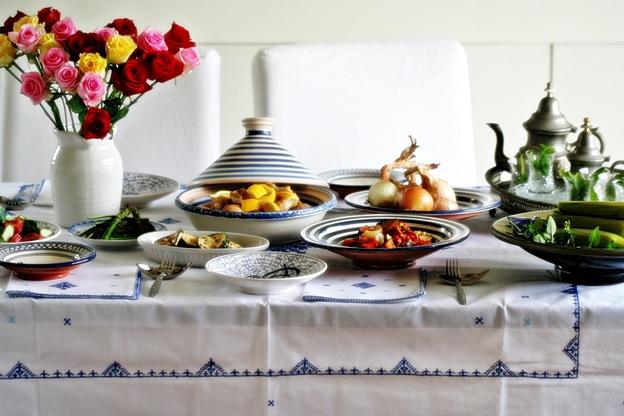 父の日とモロッコ料理_b0048834_1433960.jpg