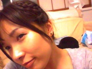髪型〜_e0114246_17231130.jpg
