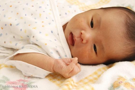 新生児★おうちでカラー撮影_d0170980_22401960.jpg