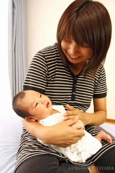 新生児★おうちでカラー撮影_d0170980_22403557.jpg