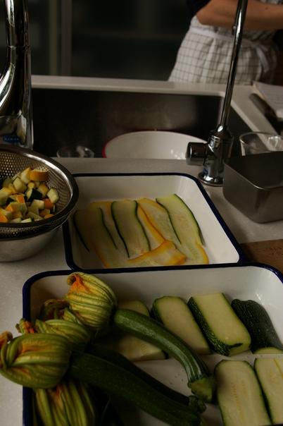 ズッキーニを料理する_c0170194_21422299.jpg