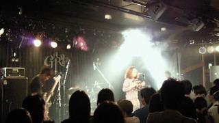 Merry Quintet @ 下北沢 GARDEN 10.06.12_d0131511_2365356.jpg