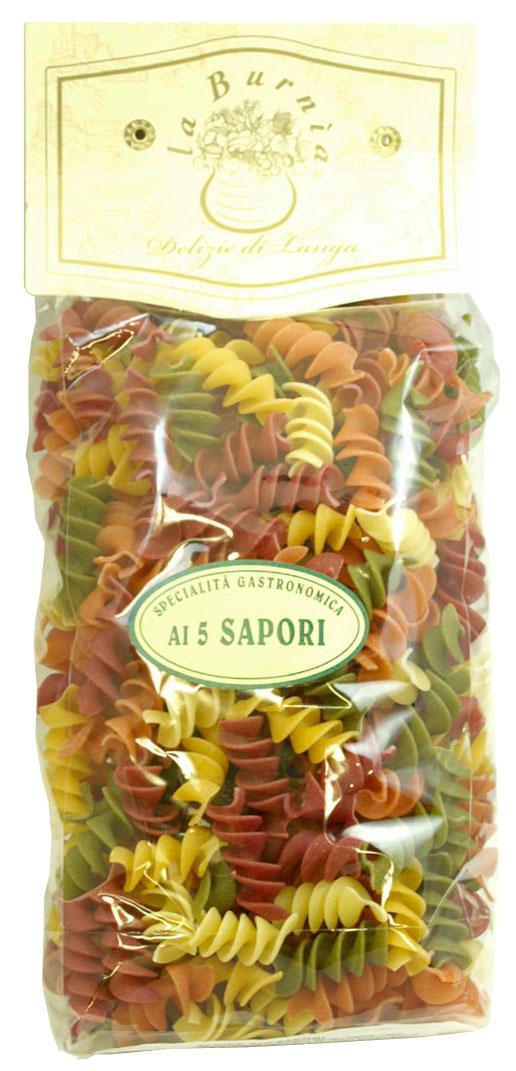 【パスタレシピ】 5色フジッリのポテトサラダ_f0214716_18374.jpg