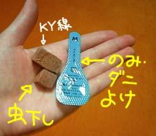 投薬もラクチン(^^;)_d0157021_1643967.jpg