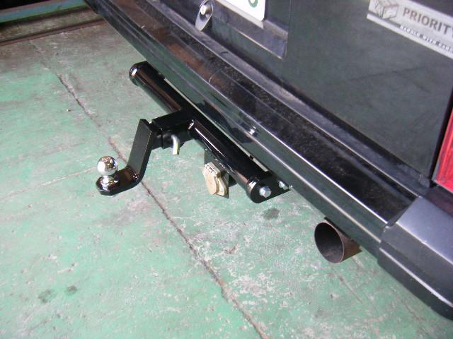ジムニーJA11 フロントバンパー取付け etc・・・_a0143349_154193.jpg
