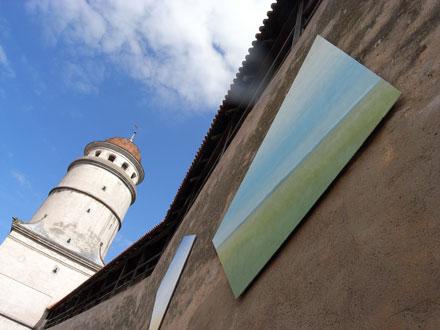 ネルトリンゲンの城壁 ピンホール写真展「時の旋律」 コニカミノルタプラザ_f0117059_925524.jpg