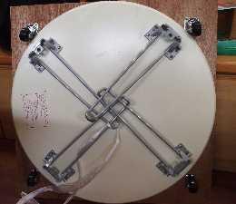 60cmドブソニアン自作記(26) 主鏡運搬板を作る_a0095470_23403373.jpg