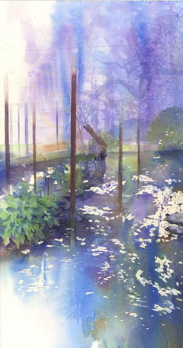 Purple  Rain   制作工程2_f0176370_17402262.jpg