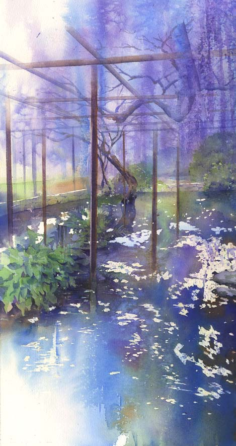 Purple  Rain   制作工程2_f0176370_1746471.jpg
