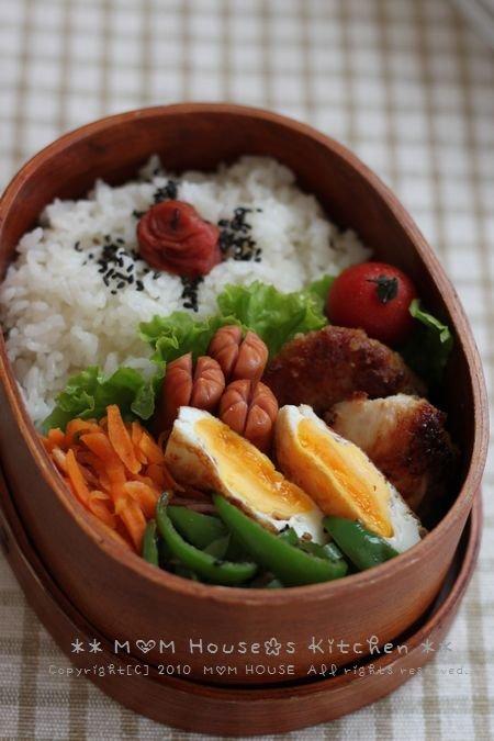 やった~ \(≧∇≦)/♪ ☆今日のお弁当と晩ご飯♪_c0139375_12325979.jpg