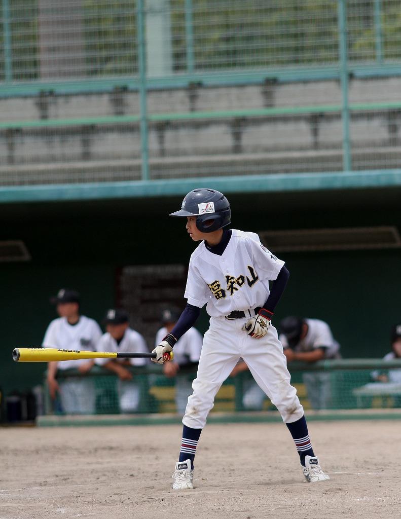 練習試合 姫路ボーイズクラブ戦_a0170082_1805232.jpg