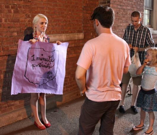 NYのアートのお祭りで見かけた参加型アート_b0007805_21423210.jpg