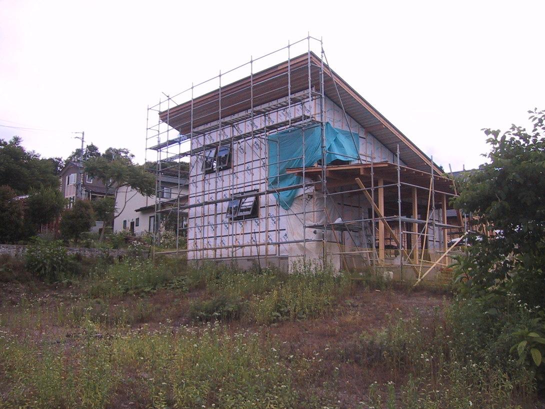 池田町W邸の状況_c0218716_17514238.jpg